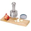 Paderno World Cuisine Stainless Steel Rotating Chopper