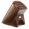<strong>Wusthof</strong> 10-Slot Burmese Walnut Knife Block