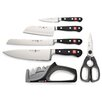 Wusthof Classic 6 Piece Knife Set