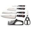 Wusthof Classic 6 Piece Knife Set