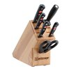 Wusthof Grand Prix II 7 Piece Starter Knife Block Set