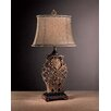 "<strong>Minka Ambience</strong> Romance Jessica McClintock 33"" H Table Lamp with Bell Shade"