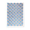 Naked Decor Greyhound Pattern Tea Towel
