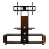 "Transdeco International Multi-Function 3-in-1 60"" TV Stand"