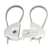 <strong>Safety 1st</strong> Dorel Juvenile Push 'N Snap Cabinet Lock (Set of 2)
