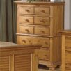 American Woodcrafters Ambleside 5 Drawer Chest