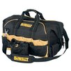 "<strong>18"" Pro Contractors Closed Top Tool Bag</strong> by Custom Leathercraft"