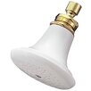 Elizabethan Classics Porcelain Volume Control Shower Head