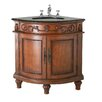 "<strong>Belle Foret</strong> 35"" Single Corner Vanity Set"