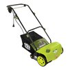 """Snow Joe 14"""" 11 Amp Electric Dethatcher with Thatch Collection Bag"""
