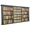 Venture Horizon VHZ Entertainment Triple Wall Mounted Storage Rack