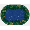 <strong>Printed Peaceful Tropical Night Kids Rug</strong> by Carpets for Kids