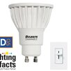 Bulbrite Industries 6W Dimmable LED MR16 Light Bulb