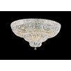 Schonbek Petit Crystal Deluxe Down Light Flush Mount