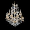Schonbek Bordeaux 15 Light Chandelier