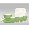 Noritake Colorwave 16 Piece Square Place Setting