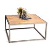 RTA Home And Office Haven Industrial Square Coffee Table