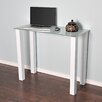RTA Home And Office White Lines Writting Desk