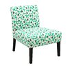 Handy Living Surina Slipper Chair (Set of 2)