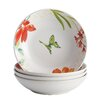 <strong>Al Fresco 4-Piece Fruit Bowl Set</strong> by BonJour