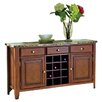 <strong>Montibello Wine Rack and Server</strong> by Steve Silver Furniture
