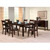 Steve Silver Furniture Gibson 7 Piece Extendable Dining Set