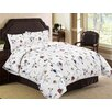 <strong>3 Piece Duvet Cover Set</strong> by Tribeca Living