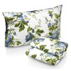 <strong>Tribeca Living</strong> Floral Bouquet Printed Sheet Set