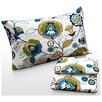 Tribeca Living Modern Floral Printed Sheet Set
