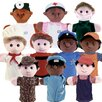 Get Ready Kids Community Helper Puppet Set
