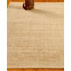 Natural Area Rugs Wool Petra Wheat Area Rug