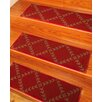 <strong>Natural Area Rugs</strong> Prince Stair Tread (Set of 13)