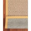 Natural Area Rugs Sahara Bamboo Brown Area Rug