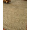 Natural Area Rugs Canyon Jute Cotton All Natural Fibers Hand Loomed Area Rug