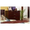 <strong>Alpine Furniture</strong> Camarillo 6 Drawer Tall Boy Chest