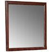Louis Philippe II Rectangular Dresser Mirror