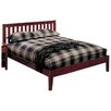 <strong>Portola Platform Bed</strong> by Alpine Furniture