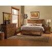 Alpine Furniture St. James Panel Bedroom Collection