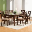 <strong>Albany 7 Piece Dining Set</strong> by Alpine Furniture