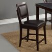 Alpine Furniture Midtown Bar Stool with Cushion (Set of 2)