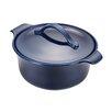 Anolon Vesta 2.5-qt Stoneware Round Casserole