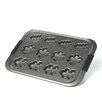 Anolon Advanced 12-Cup Nonstick Holiday Cookie Pan