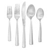 Farberware Cayenne 60-Piece Flatware Set