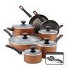 Farberware Copper 14 Piece Cookware Set