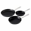 Farberware Kitchen Ease 3-Piece Nonstick Skillet Set