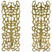 ARTERIORS Home Hedda Andirons (Set of 2)