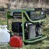 Buffalo Tools Sportsman 9,000 Watt Tri Fuel Generator with Recoil/Electric Start