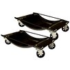 Steel Car Dolly Set (Set of 2)