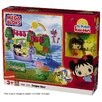 Mega Brands Nickelodeon Ni Hao Kai-Lan's Dragon Boat
