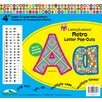 <strong>Retro Letter Pop-outs</strong> by Barker Creek & Lasting Lessons